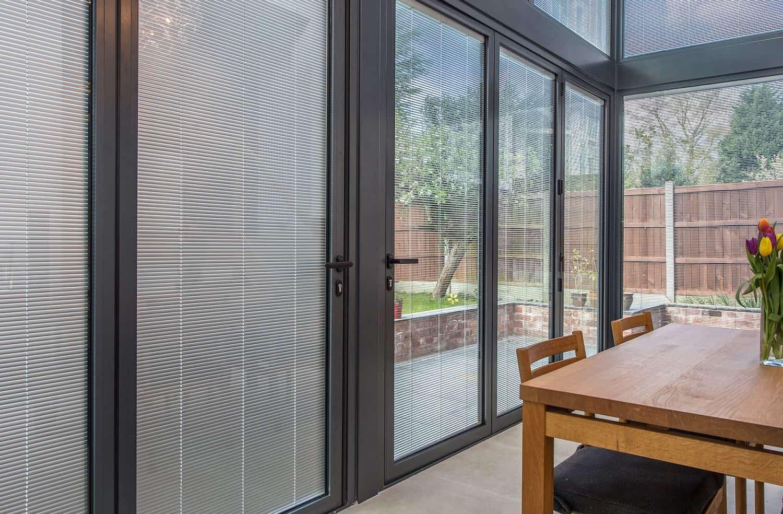 Uni Blinds Integrated Blinds For Doors Amp Windows